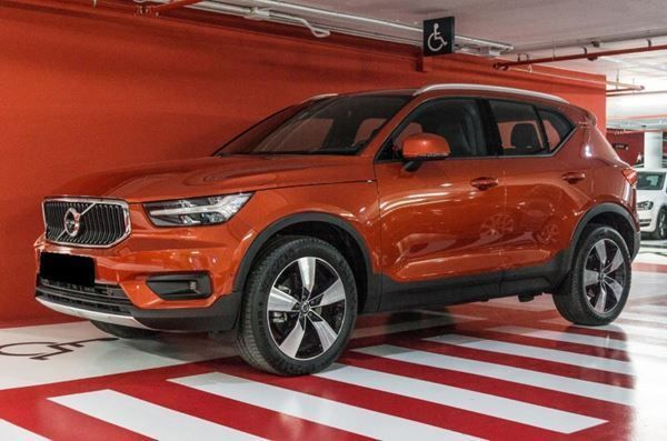 volvo xc40 xc40 t4 awd geartronic momentum kaufen auf. Black Bedroom Furniture Sets. Home Design Ideas