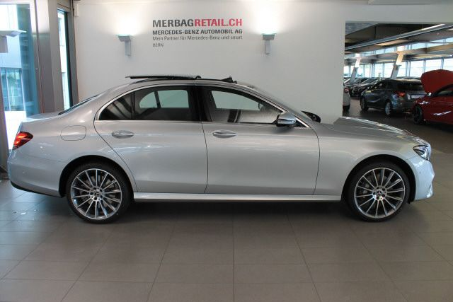 MERCEDES-BENZ E 400 AMG Line 4Matic