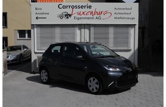 Toyota Aygo 1.0 VVT-i x-play MultiMode