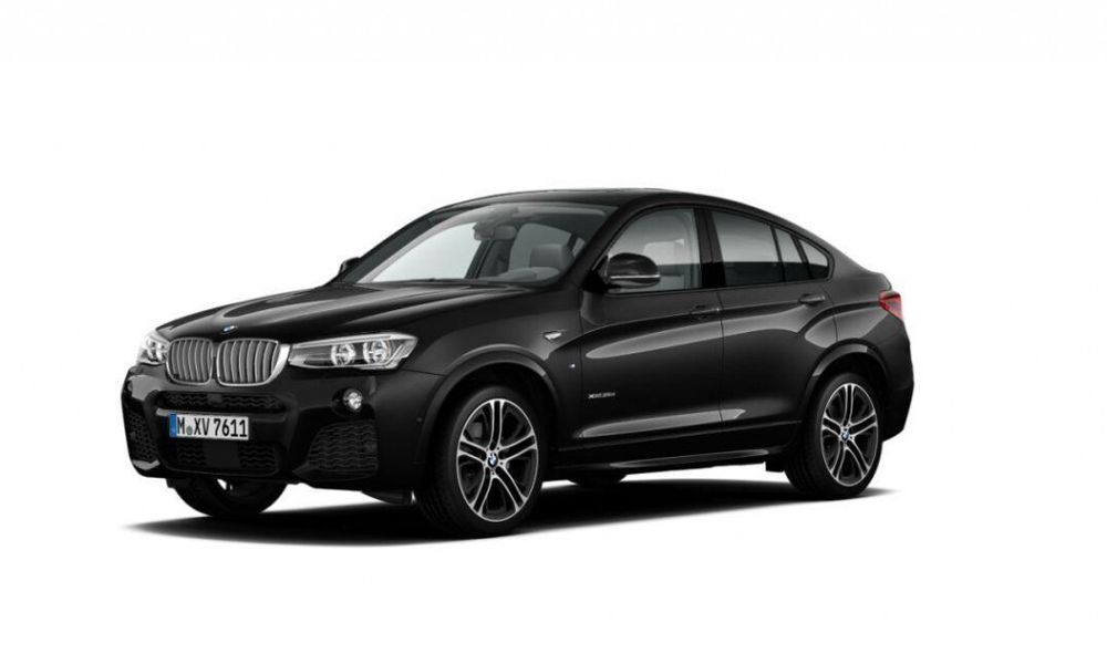 BMW X4 xDrive 35d M Sport Steptronic