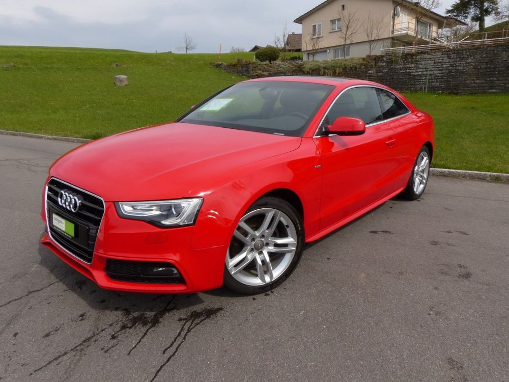 Audi A5 Coupé 2.0 TDI multitronic