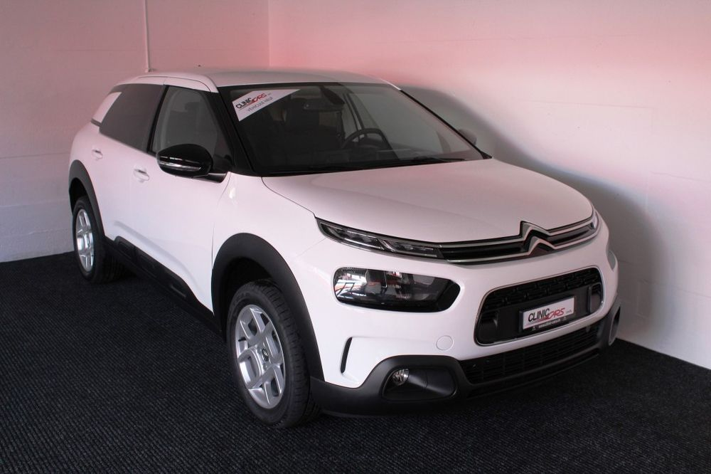 Citroen C4 Cactus 1.2 Pure Tech Feel EAT