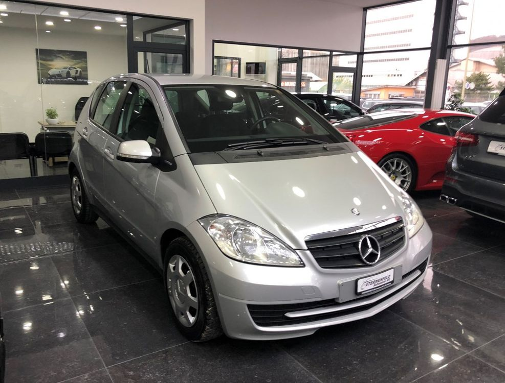 Mercedes-Benz A 160 CDI BlueEfficiency Classic
