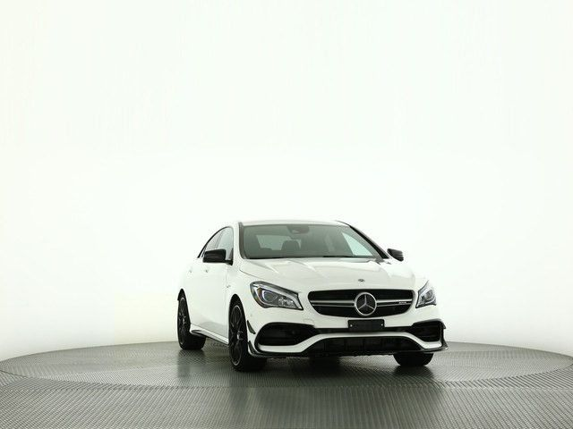 Mercedes-Benz CLA 45 AMG 4Matic Speedshift