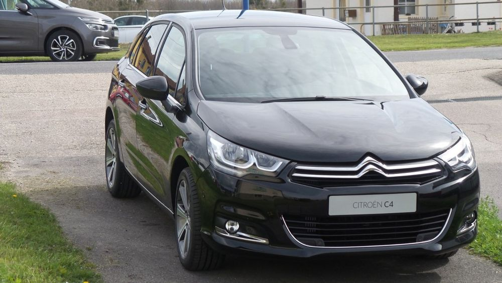CITROEN C4 1.2 Pure Tech Feel Edition Automatic