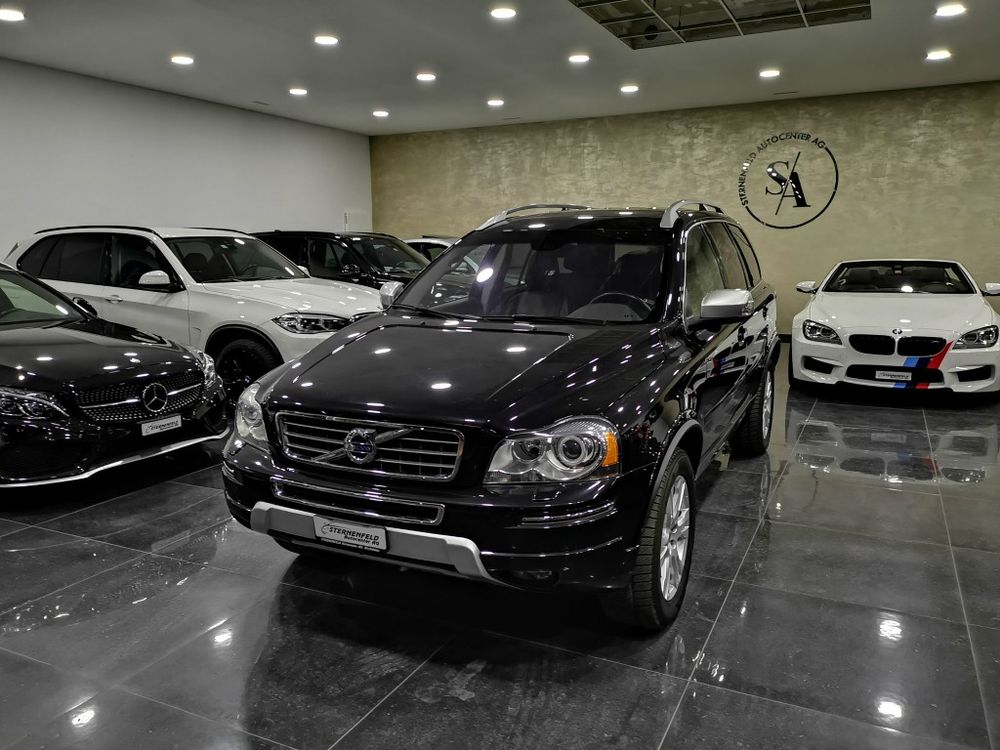 volvo xc90 d5 awd executive geartronic kaufen auf. Black Bedroom Furniture Sets. Home Design Ideas
