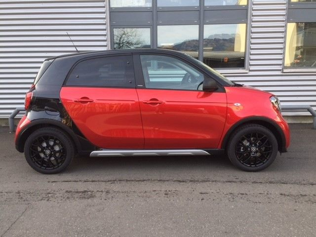 Smart forfour Crosstown Edition twinmatic