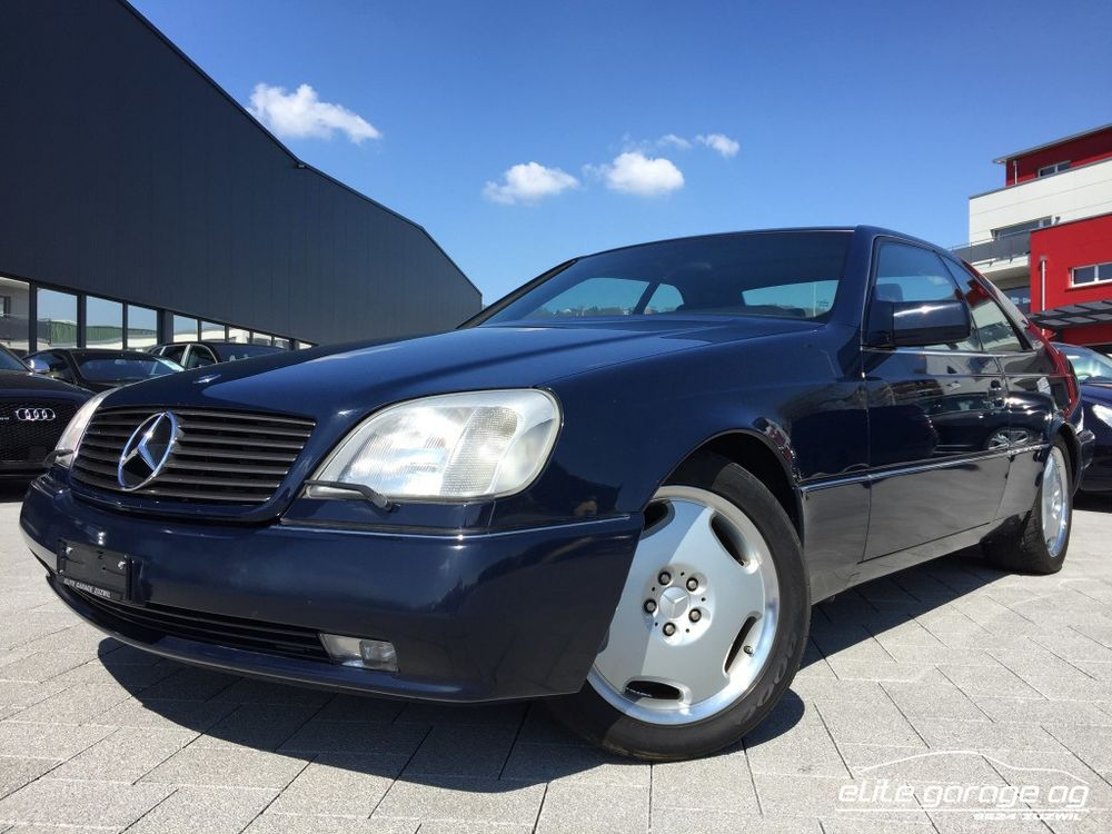 Mercedes-Benz S 420 Automatic