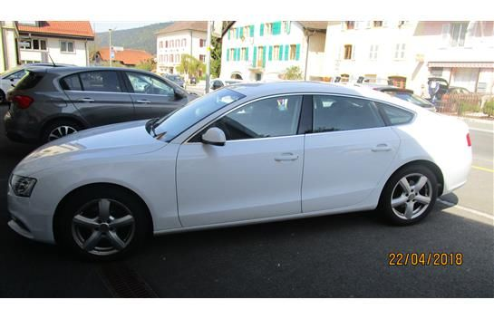 Audi A5 Sportback 2.0 TFSI Attraction quattr