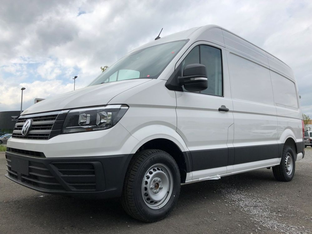 VW Crafter 35 2.0 TDI Entry L3 4Motion 4x4