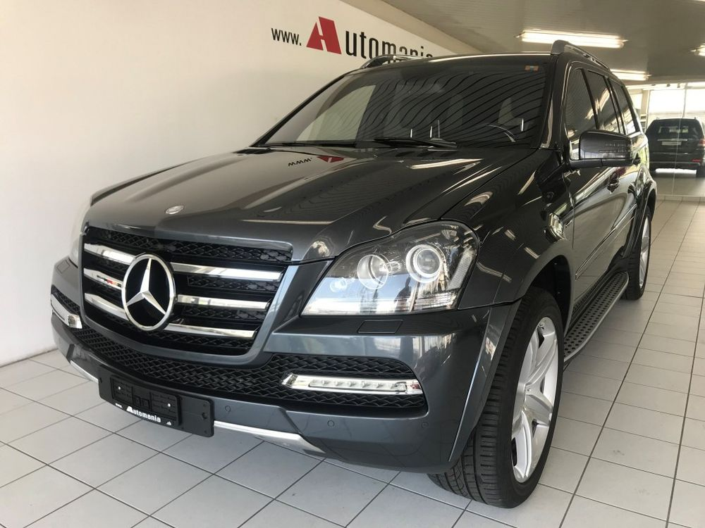 MERCEDES-BENZ GL 500 4Matic 7G-Tronic