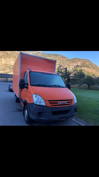 IVECO Daily 35 S 12       GBBA15A1B1