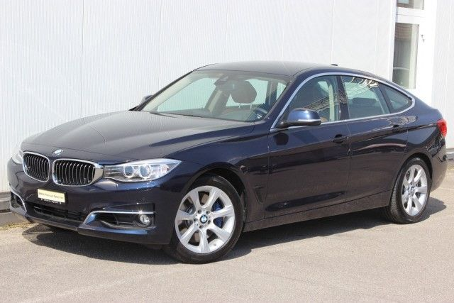 BMW 335i GT xDrive Luxury Line Steptronic