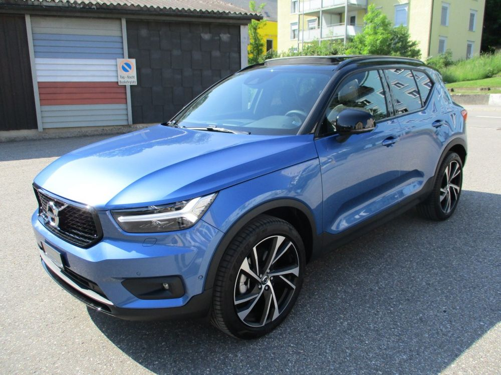volvo xc40 d4 awd r design geartronic kaufen auf. Black Bedroom Furniture Sets. Home Design Ideas