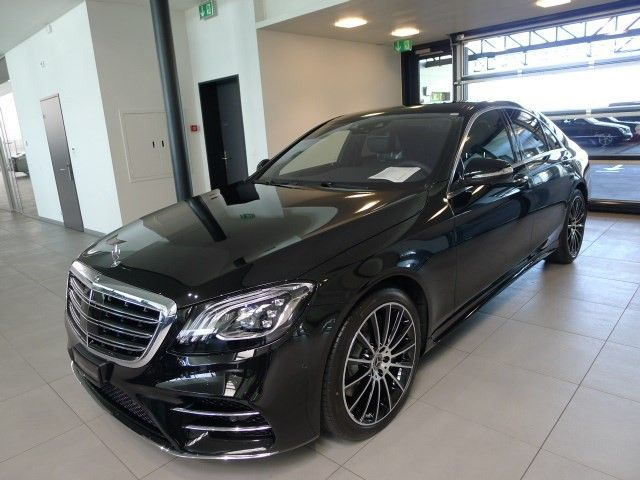 Mercedes-Benz S 450 4Matic 9G-Tronic