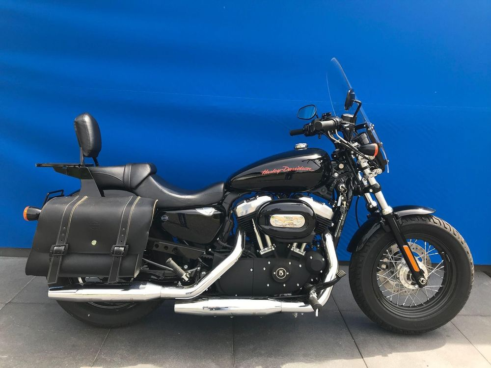 HARLEY-DAVIDSON XL 1200 X Forty-Eight