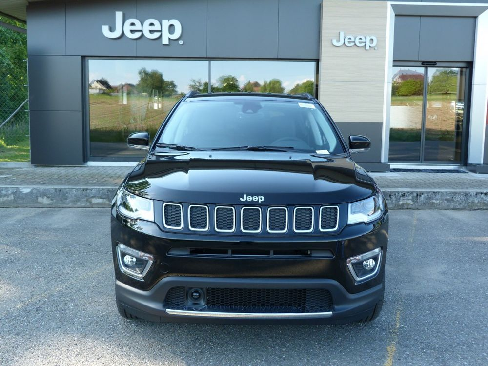 Jeep Compass 1.4 Turbo Limited AWD 9ATX