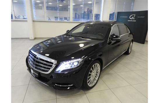 Mercedes-Benz S 600 Maybach 7G-Tronic