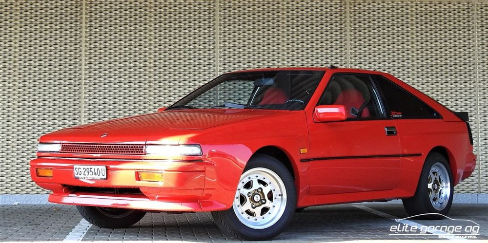 Nissan SILVIA 1.8 Turbo GRAND PRIX S12