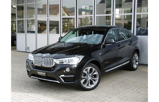 BMW X4 xDrive 30d xLine Steptronic