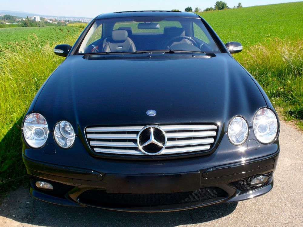 MERCEDES-BENZ CL 55 AMG Automatic