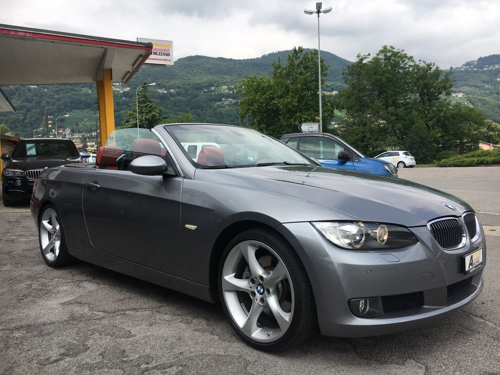 BMW 325i Cabriolet Steptronic