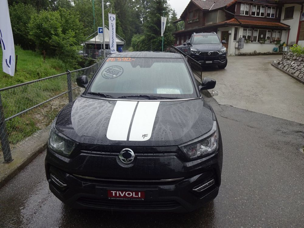 SsangYong Tivoli 1.6 eXDi ME Limited Edition 4WD
