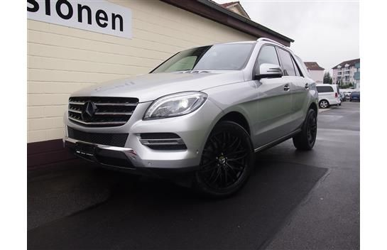 Mercedes-Benz ML 350 BlueTEC Executive 4Matic 7G-Tron