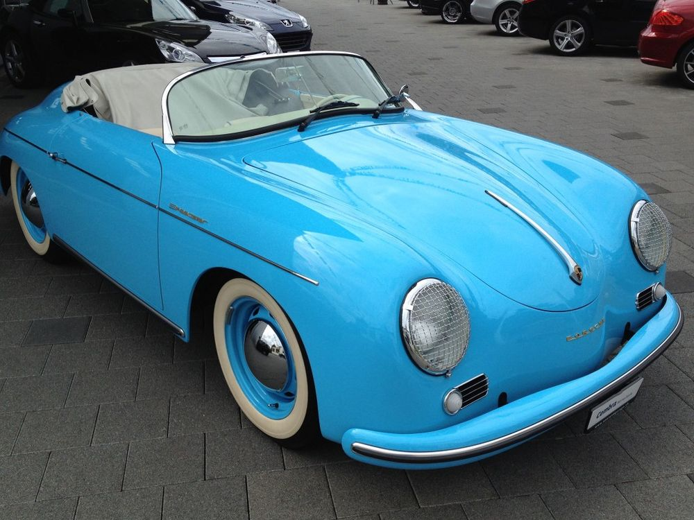 Porsche 356 VW Speedster Replica