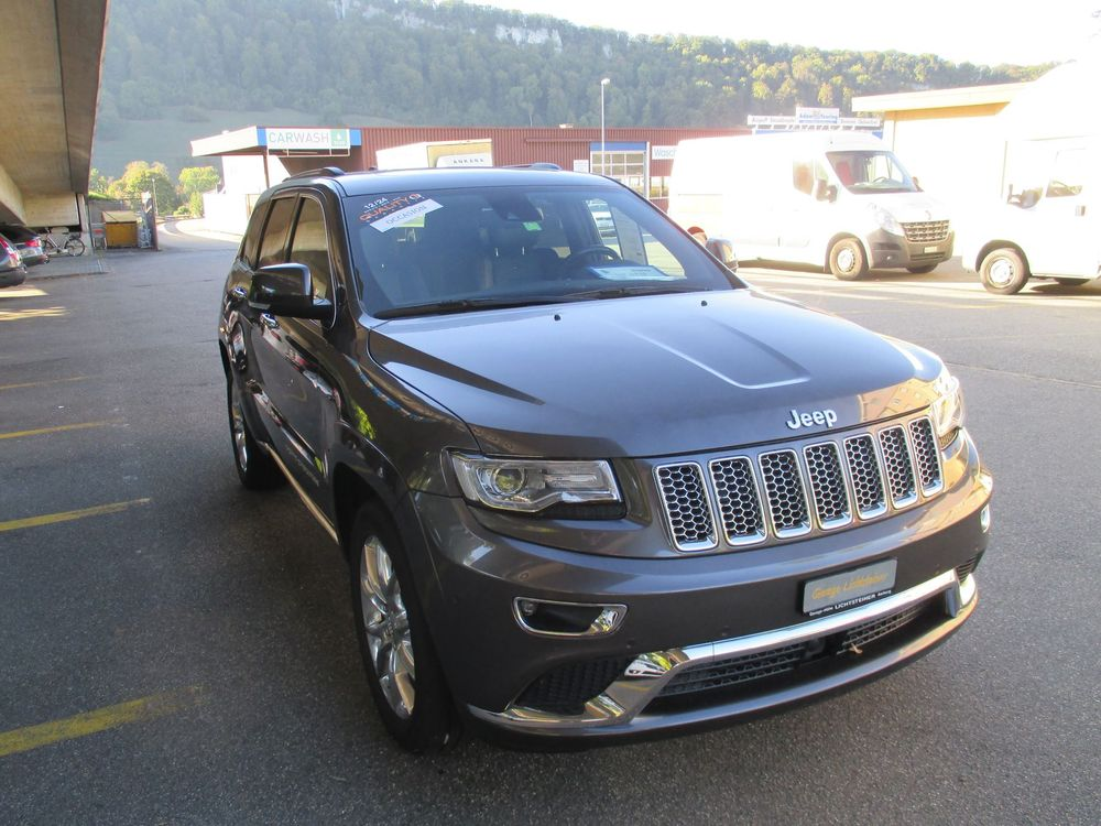 jeep grand cherokee 3 0 crd summit automatic kaufen auf. Black Bedroom Furniture Sets. Home Design Ideas