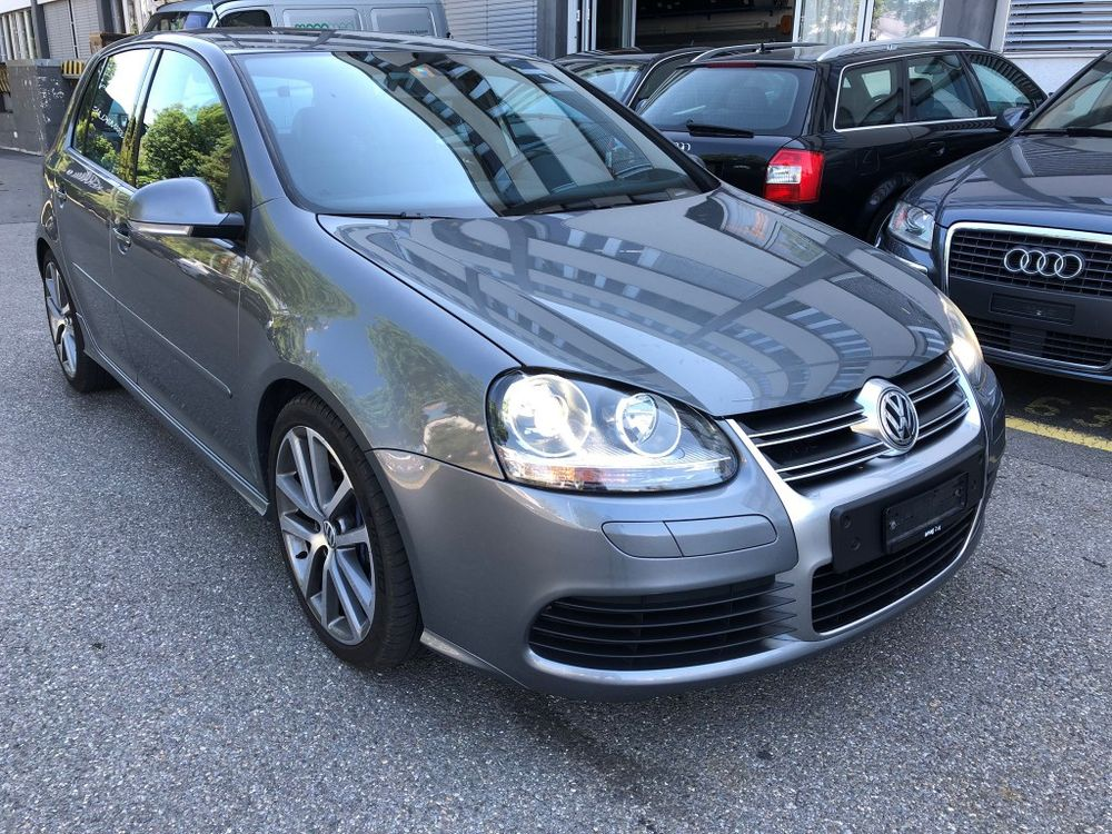 VW Golf R32 4Motion