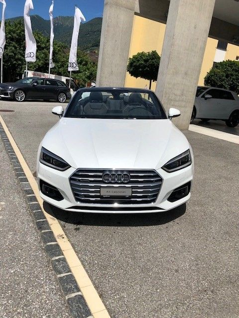 AUDI A5 Cabriolet 2.0 TFSI Sport quattro S-t