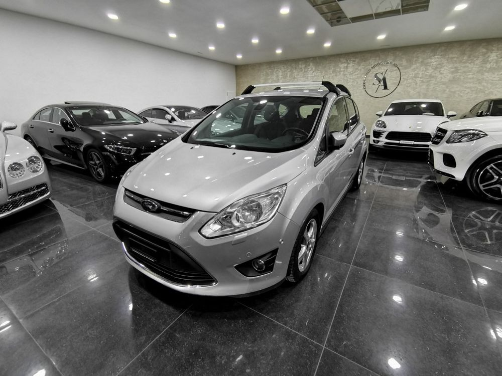Ford C-Max 2.0 TDCi Carving PowerShift
