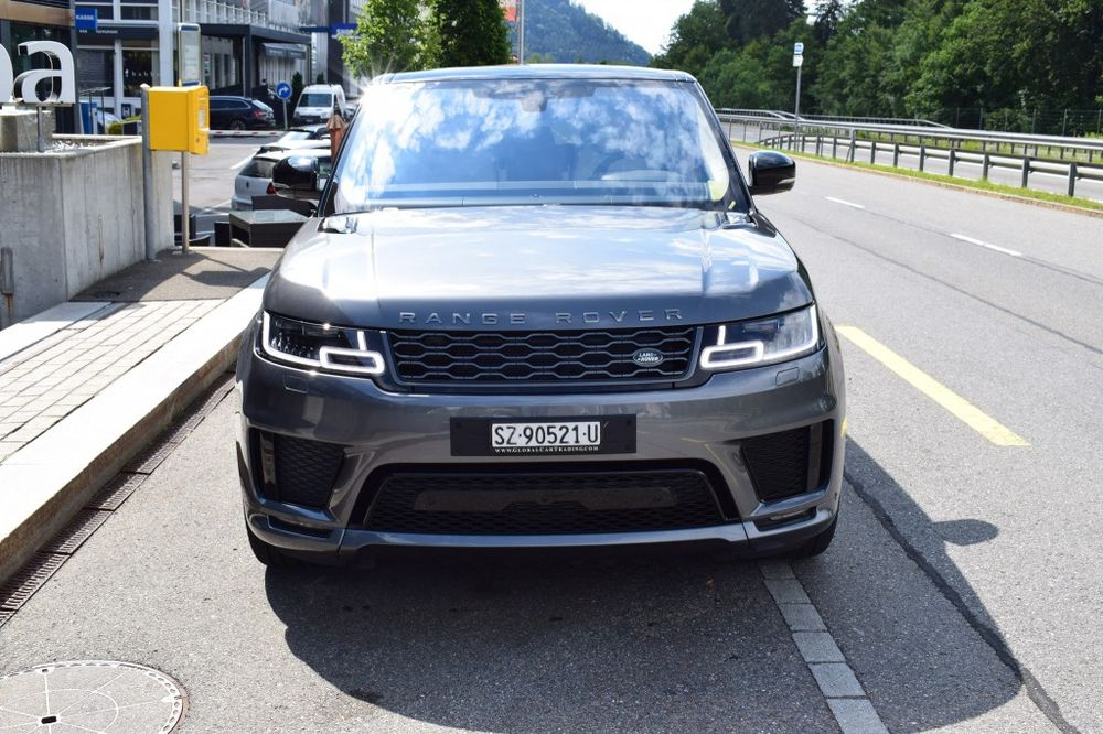 Land Rover Range Rover Sport 3.0 TDV6 HSE Automatic
