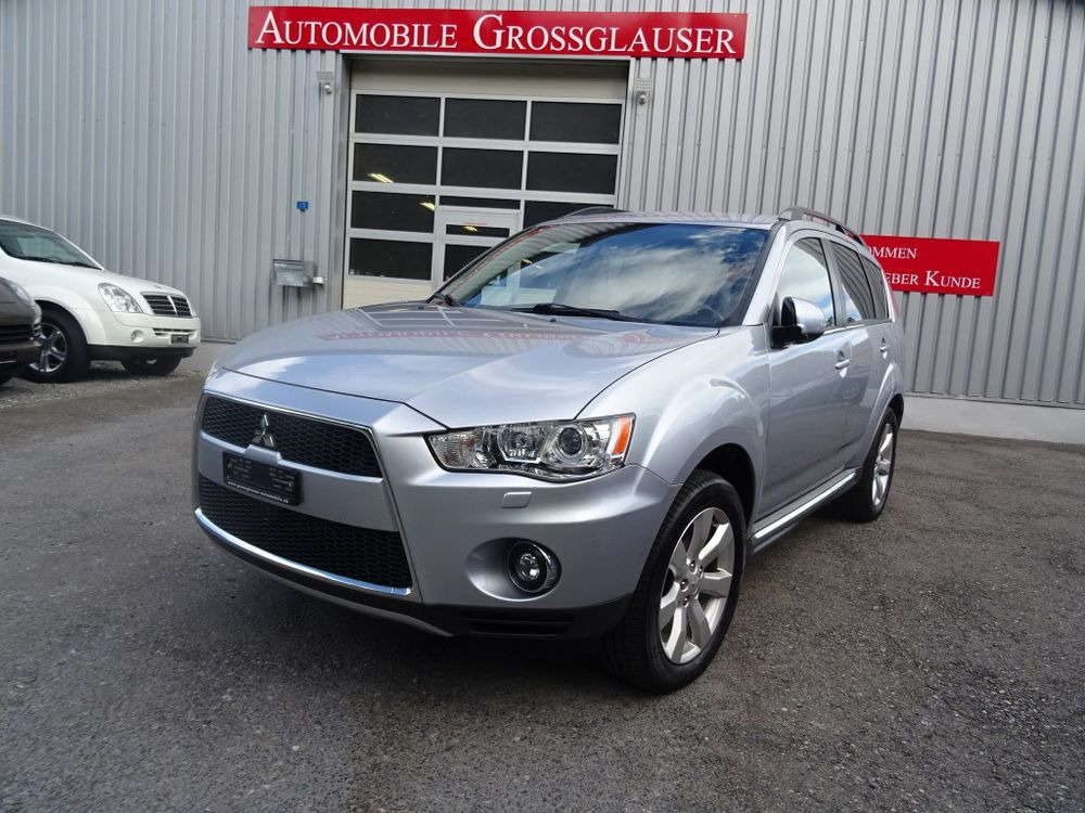 Mitsubishi Outlander 2.2 DID Invite 4WD TC-SST