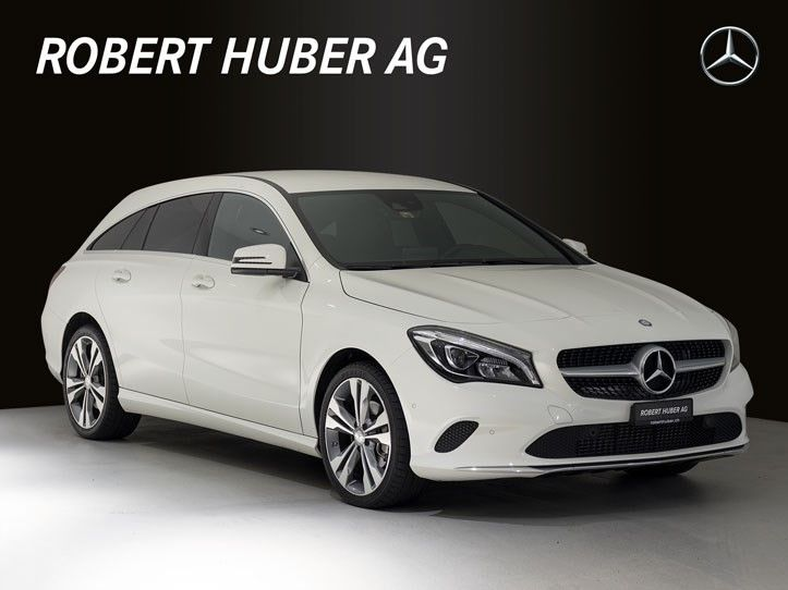 MERCEDES-BENZ CLA Shooting Brake 200 d Urban 4Matic 7