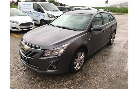 Chevrolet Cruze Station Wagon 1.4 T LTZ