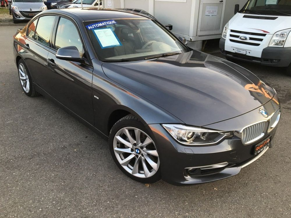BMW 335i Modern Line Steptronic