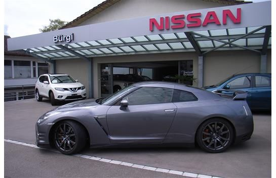 Nissan GT-R 3.8 V6 Biturbo Black Edition