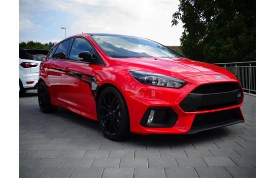 Ford Focus 2.3 EcoBoost RS+ Race Red Edition