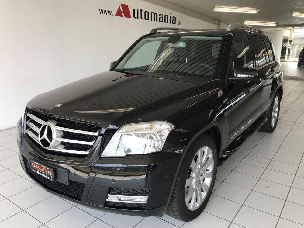 mercedes benz glk 250 cdi blueefficiency 4matic 7g tr. Black Bedroom Furniture Sets. Home Design Ideas