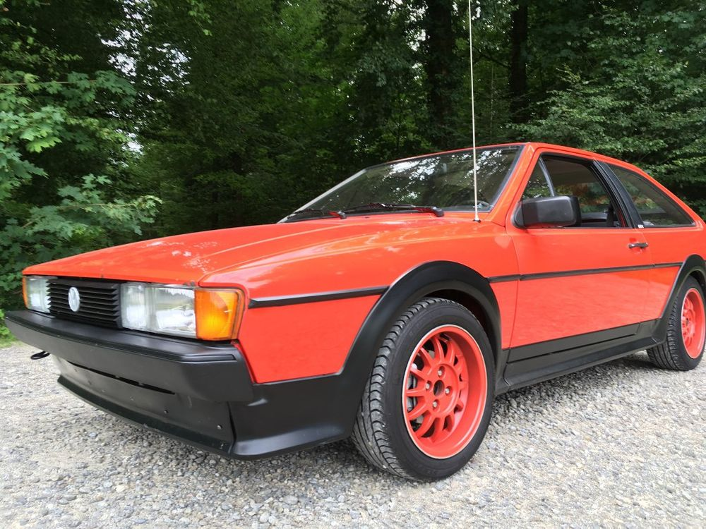 VW Scirocco 1800 GT (GTS)