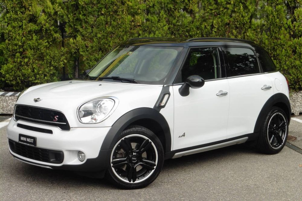 MINI COUNTRYMAN 1.6i Cooper S ALL4