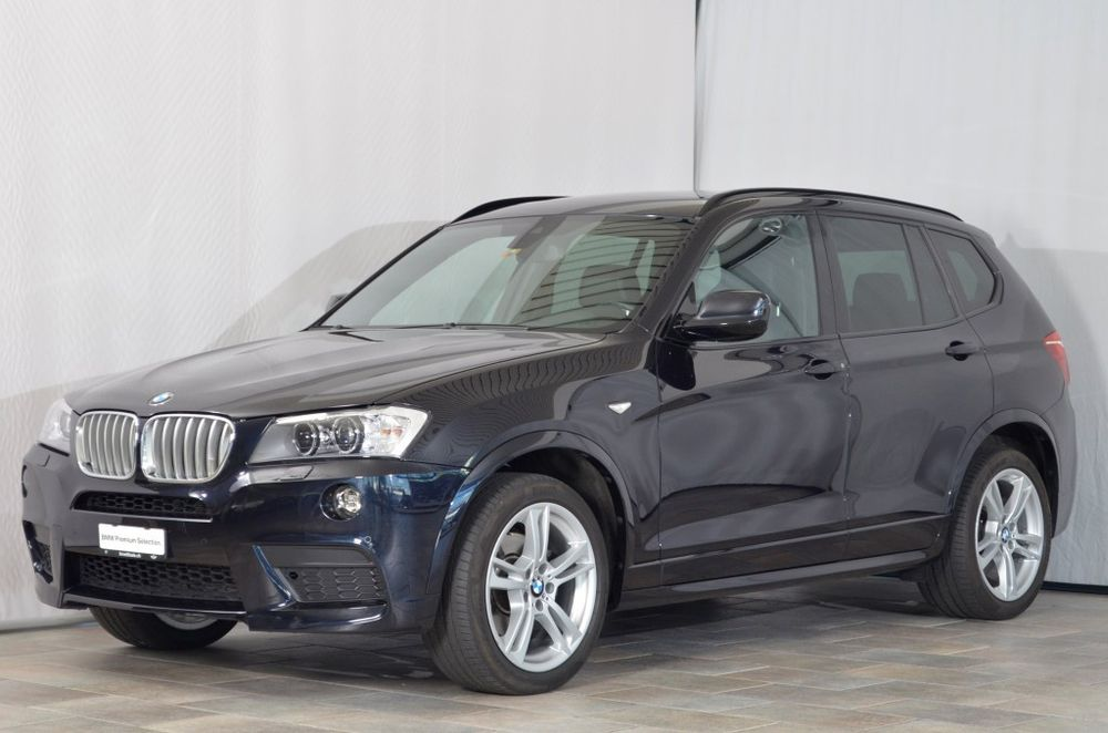 BMW X3 xDrive 35d Steptronic M-Sportpaket