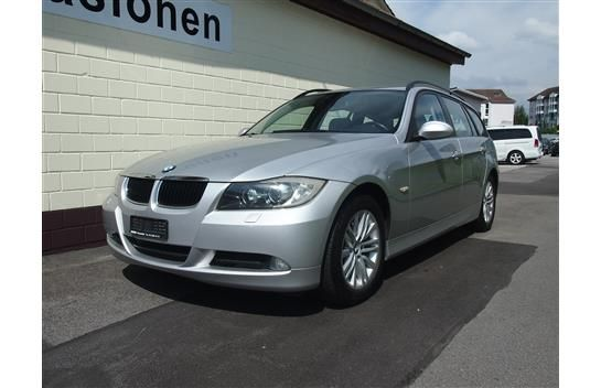 BMW 320d more4you