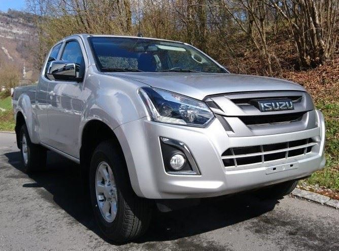 ISUZU D-MAX 1.9 Space Planet 4x4