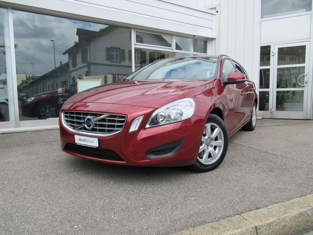 Volvo V60 D4 AWD Kinetic Geartronic