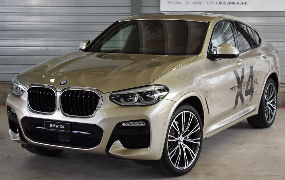BMW X4 xDrive 20d M Sport Steptronic
