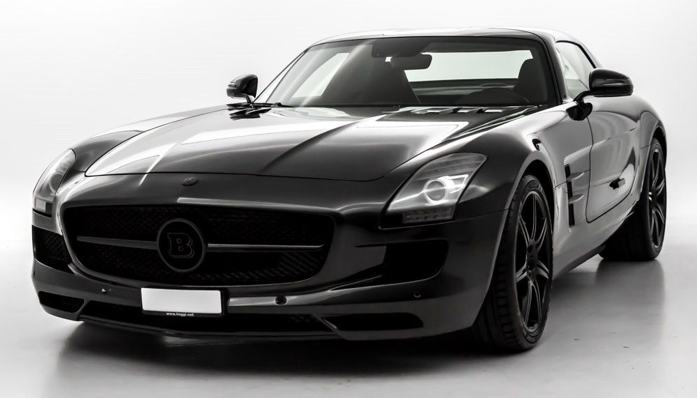 mercedes benz sls 63 amg speedshift brabus b63 s kaufen. Black Bedroom Furniture Sets. Home Design Ideas