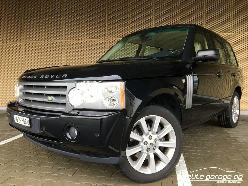 Land Rover Range Rover 3.6 d HSE Automatic